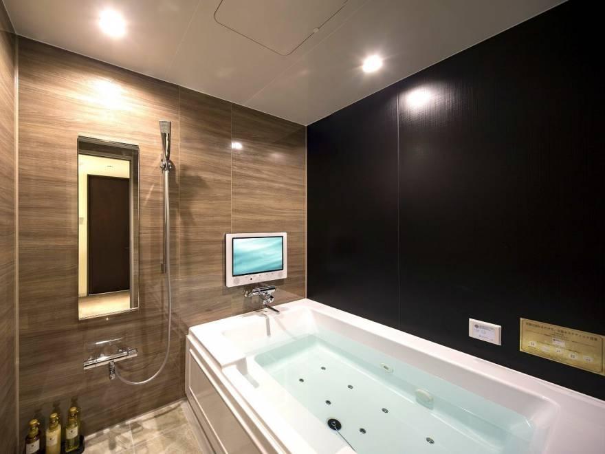 プレミアムツイン浴室イメージ